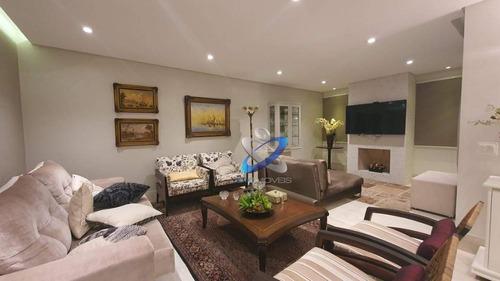 Imagem 1 de 24 de Apartamento Com 4 Dormitórios À Venda, 245 M² Por R$ 1.850.000,00 - Jardim Das Colinas - São José Dos Campos/sp - Ap2466