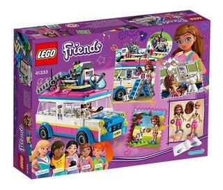 Lego Friends Vehículo De Misión De Olivia 41333