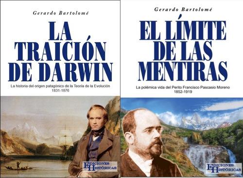 Combo El Límite De Las Mentiras + La Traición De Darwin