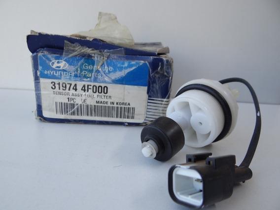 Sensor Combústivel Oleo H100 2.6 Diesel Hyndai 319744f000