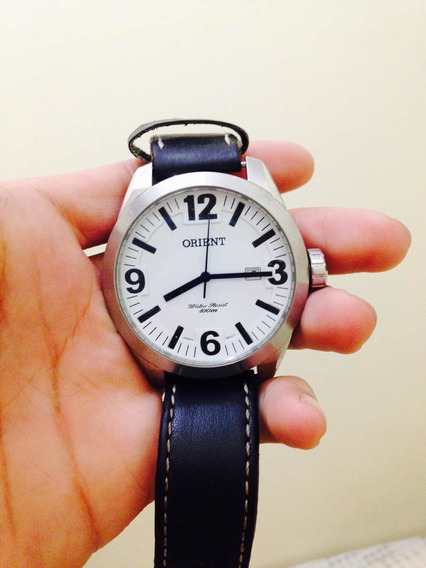 Relógio Orient Masculino Mbsc1019 B2px