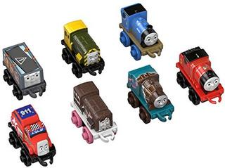 Juguete Fisher-price Thomas El Motor Del Tren, 7 Paquete