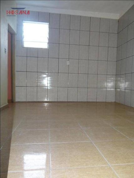 Casa Residencial Para Locação, Sitio Aparecida, Caieiras. - Ca0572