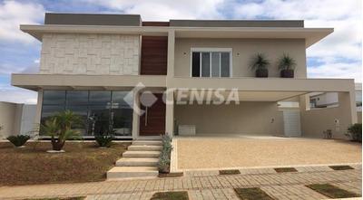 Casa Residencial À Venda, Condomínio Maison Du Parc, Indaiatuba - Ca0635. - Ca0635