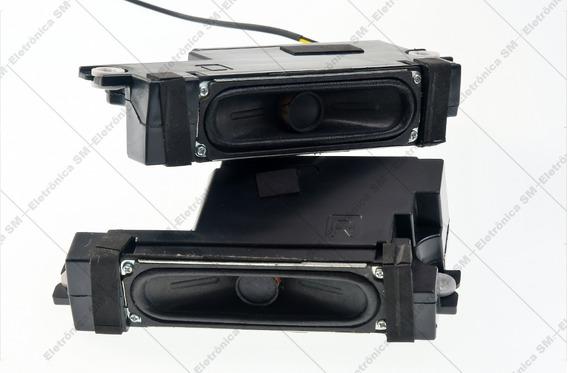 Alto Falantes Un40eh5000 Par Samsung