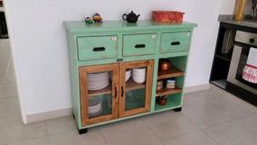 Muebles Cocina Vintage - Muebles de Cocina en Mercado Libre Argentina