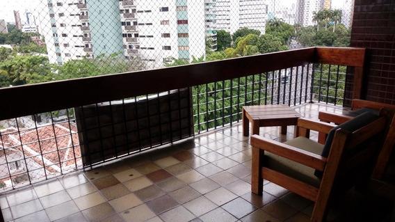 Apartamento Em Casa Forte, Recife/pe De 250m² 3 Quartos À Venda Por R$ 650.000,00 - Ap387034