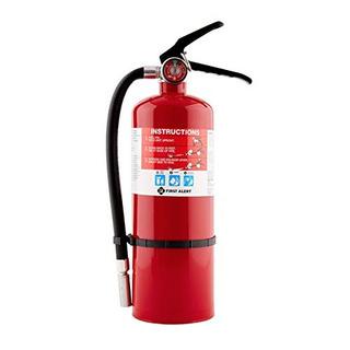 Primero Extintor De Alerta | Gran Extintor De Incendios En