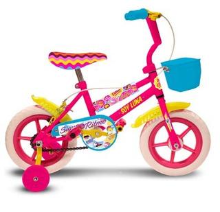 Bicicleta Rodado 12 Soy Luna L012 Mm