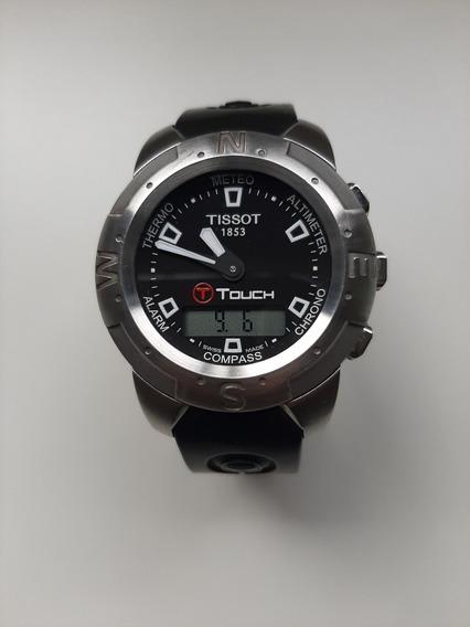Relógio Tisso Toucht 1853