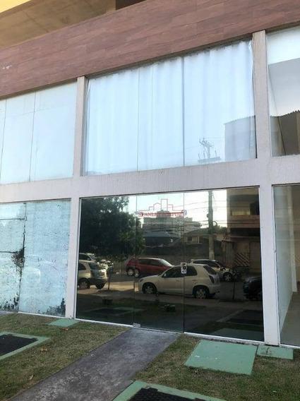Loja Para Alugar, 90 M² Por R$ 900,00/mês - Praia De Itaparica - Vila Velha/es - Lo0039