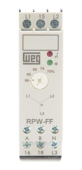Rele Falta Fase Eletrônicos Weg Rpw-ff-d66 220-240v