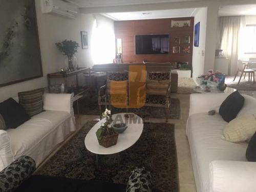 Apartamento Para Venda / Locação No Bairro Campo Belo Em São Paulo - Cod: Ja17949 - Ja17949