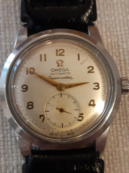 Relógio Omega Seamaster Automático