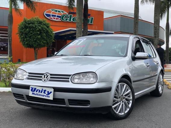 Volkswagen Golf 2.0 Completo Top De Linha!