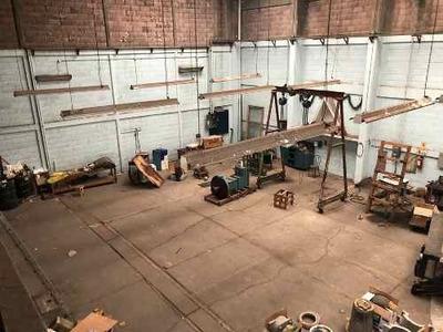 Bodega Industrial En Venta Zona Rojo Gomez