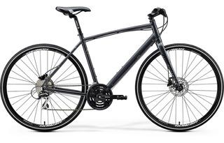 Bicicleta Hibrida Merida Crossway Urban 20 D 24v - Palermo