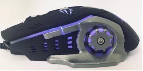 Mouse X8 E-sports Gaming Pro 6 Botões