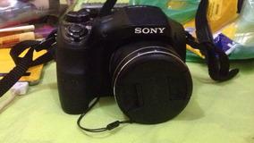 Câmera Digital Sony Cyber-shot Dsc H300 Foto Panorâmica 360g