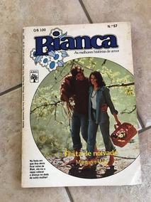 Livro De Romance Bianca Número 57 Festa De Noivado