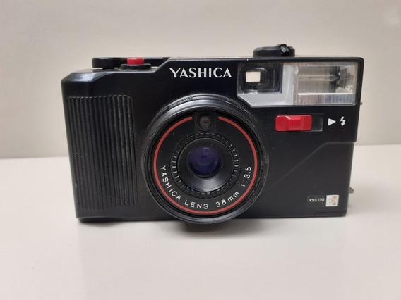 Máquina Fotográfica Yashica Modelo Mf-motor 3 Super