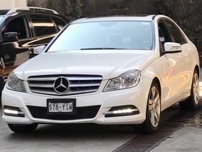 Mercedes Benz C200 Cgi Exclusive Aut Gps Quemacocos