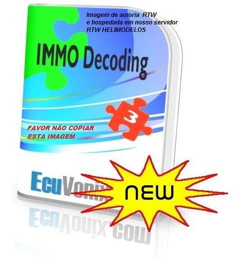 Immo Universal Decode 3.2 Remove Imobilizador Faz Ressete