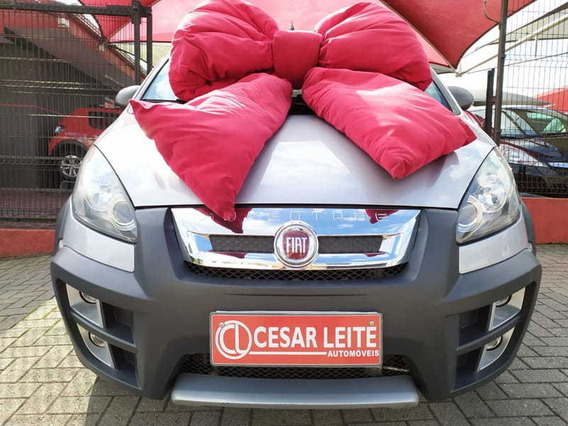 Fiat Idea Adventure (dualogic) 1.8 2013