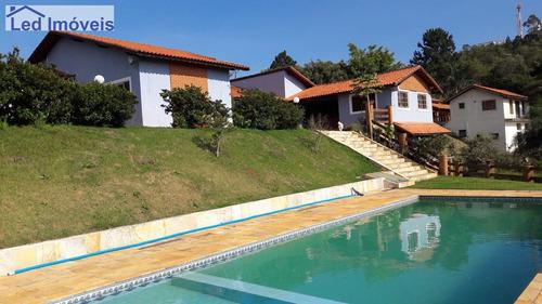 Chácara Com 3 Dorms, Paisagem Colonial, São Roque - R$ 848 Mil, Cod: 389 - V389