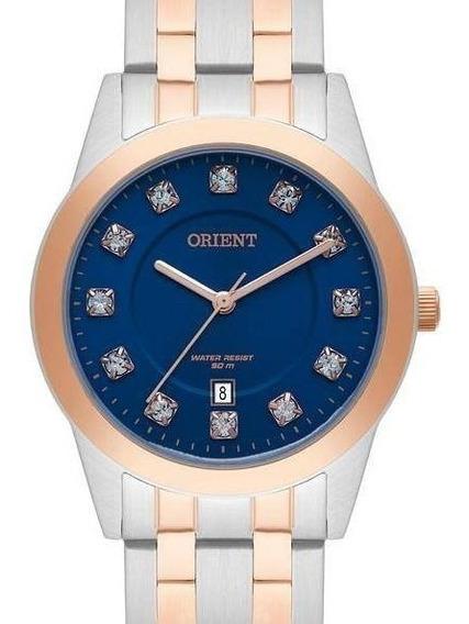 Relógio Orient Feminino Ftss1114 D1s, Nota Fiscal. Original.