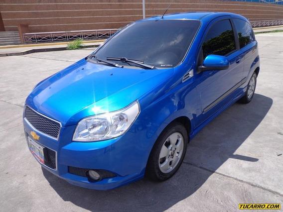 Chevrolet Aveo Sincronico Lt
