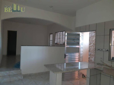 Casa Residencial Para Locação, Vila Josefina, Franco Da Rocha. - Ca0122