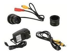 Câmera Digital Para Captura De Imagens Em Microscópios Rca.
