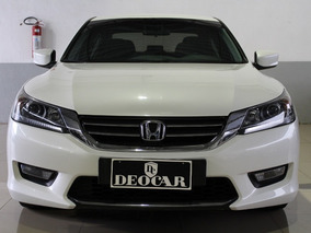 Honda Accord 2.4 Ex 16v Gasolina 4p Automático