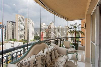Apartamento - Moema - Ref: 35699 - V-57863385