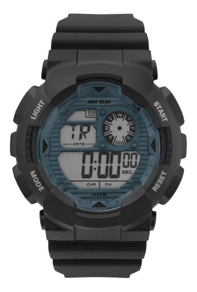 Relógio Mormaii Masculino Wave Digital Mo3415d/8a C/nf