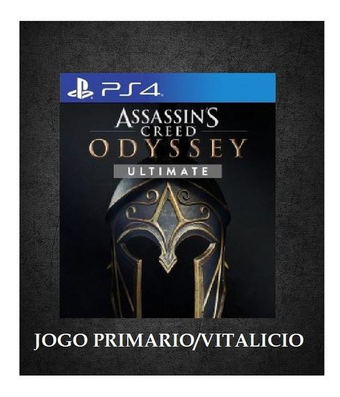 Assassins Creed Odyssey Ultimate Edition Ps4 1 Português