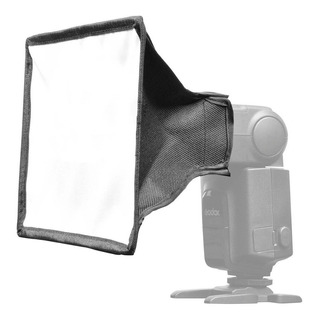 Difusor Para Flash Nikon Canon Sony 15 X 17cm Mini Softbox