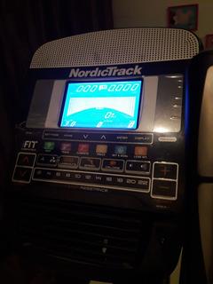 Elíptica Nordictrack