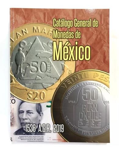 Imagen 1 de 9 de Seis  Catalogos Numismaticos D Monedas Mexico Parra 2019 Pdf