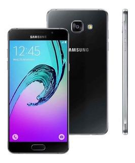 Samsung Galaxy A5 2016 A510m/ds 16gb Original Vitrine Preto