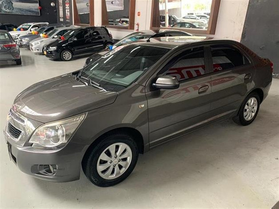 Chevrolet Cobalt Lt 1.4 8v (flex) Flex Manual