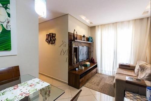Imagem 1 de 15 de Ref: 5262 - Apartamento No Bairro Do Jardim Umuarama - Osasco Sp, - 5262