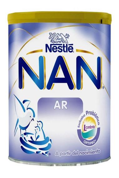 Leche Para Bebé Nan A.r. Nucleótidos 900 G Nestlé