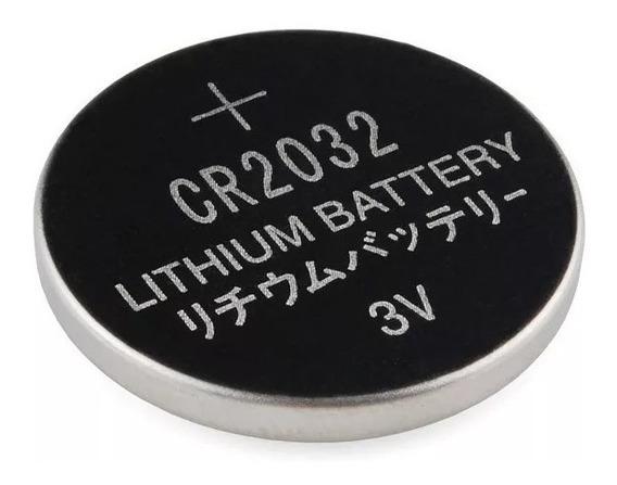 Bateria Pila Boton 3v Control 2032 2016 2025 Reloj Pc 5 Unid