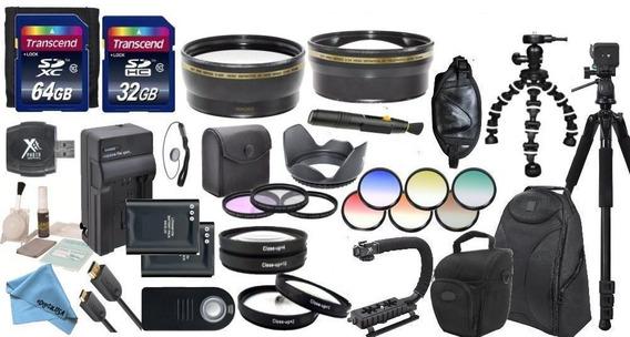 Camara Nikon Coolpix P900 Digital Professional Accessory B ®