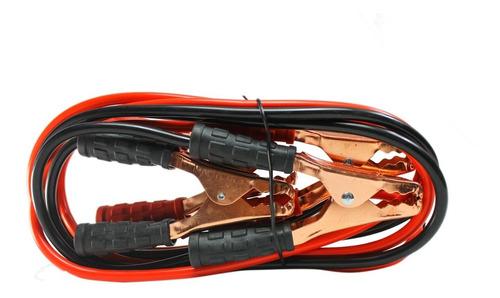 Cable Puente Auto 4x4 400 Amperes Batería Estuche Reforzado