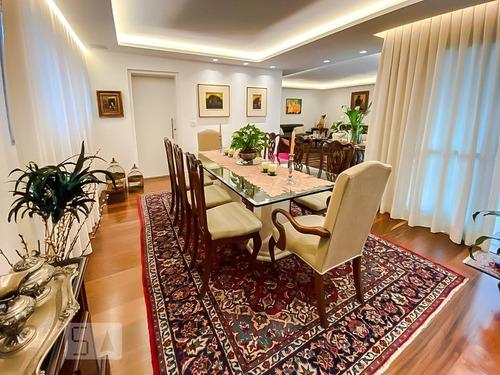 Apartamento À Venda - Higienópolis, 4 Quartos,  236 - S893122210