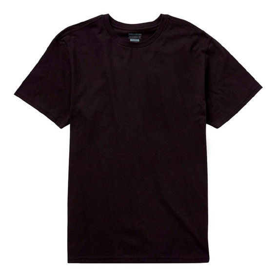 Remera M/c Billabong Fundamental Neutral Tee Negro Hombre