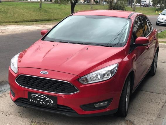 Ford Focus Lii 1.6 Sedan Mod15 Anticipo$460.000+cuotas Fijas